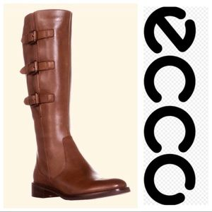 Ecco Hobart 25  Buckle Riding boots